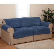 Home Comforts - Chenille Loveseat Furniture Protector by OakRidge Comforts™