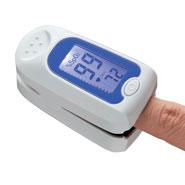 Respiratory Health - Oxygen Meter