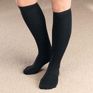 Compression Hosiery - Men's Light Compression Trouser Socks