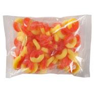 Sugar-Free Sweets - Albanese™ Sugar-Free Peach Gummi Rings - 12 oz.