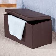 Home Comforts - Storage Ottoman