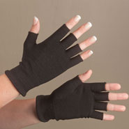 Arthritis Management - Carbon Technology Pain Checker™ Open Finger Gloves
