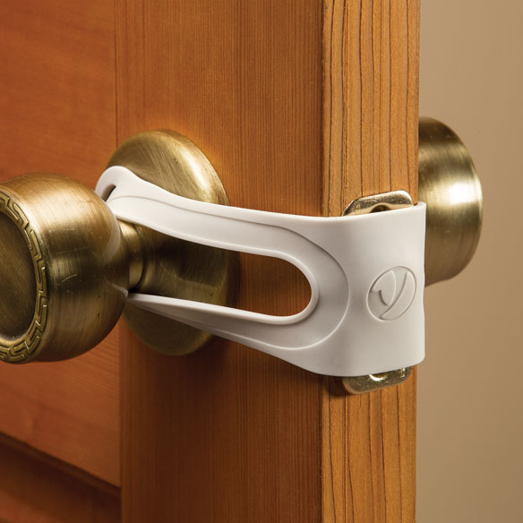Door Bands Set Of 2 Door Latch Covers Easy Comforts