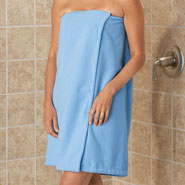 Undergarments - Bath Wrap