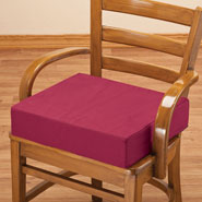 "Cushions & Chair Pads - 4"" Foam Seat Cushion"