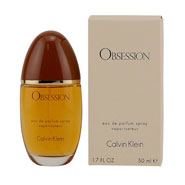 Fragrances - Obsession For Women by Calvin Klein EDP Spray