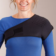 Braces & Supports - Magnetic Shoulder Support