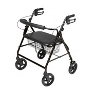 Walking Aids - Walkabout Imperial Bariatric Rollator