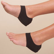 Braces & Supports - Gel Heel Cushions - 1 Pair