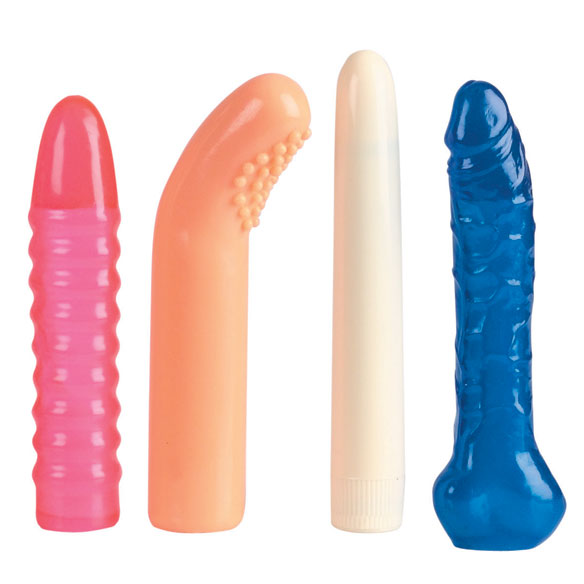 Tropical Vibrations Massager Set