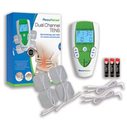 Pain Remedies - AccuRelief™ Dual Channel TENS