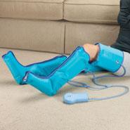 Pain Remedies - Air Compression Leg Wraps