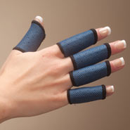 New - Finger Supports, Set of 5