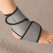 Braces & Supports - Magnetic Ankle Support