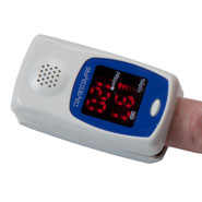 Respiratory Health - Talking Pulse Oximeter