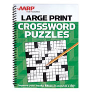 Hobbies & Books - AARP Large Print Crossword Puzzles