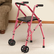 Walkers - Walker with Seat                    XL