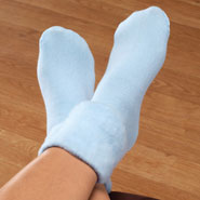 New - Bed Socks, 3 Pair Pack