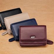 Apparel Accessories - Buxton® Organizer Handbag with Strap