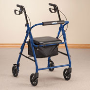 Walking Aids - Walkabout Basic Rollator