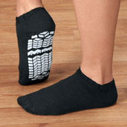 New - Tread Socks, 2 Pair Pack