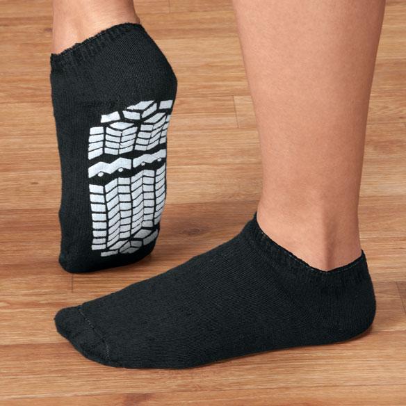 Tread Socks 2 Pair Pack Grip Socks Non Slip Socks