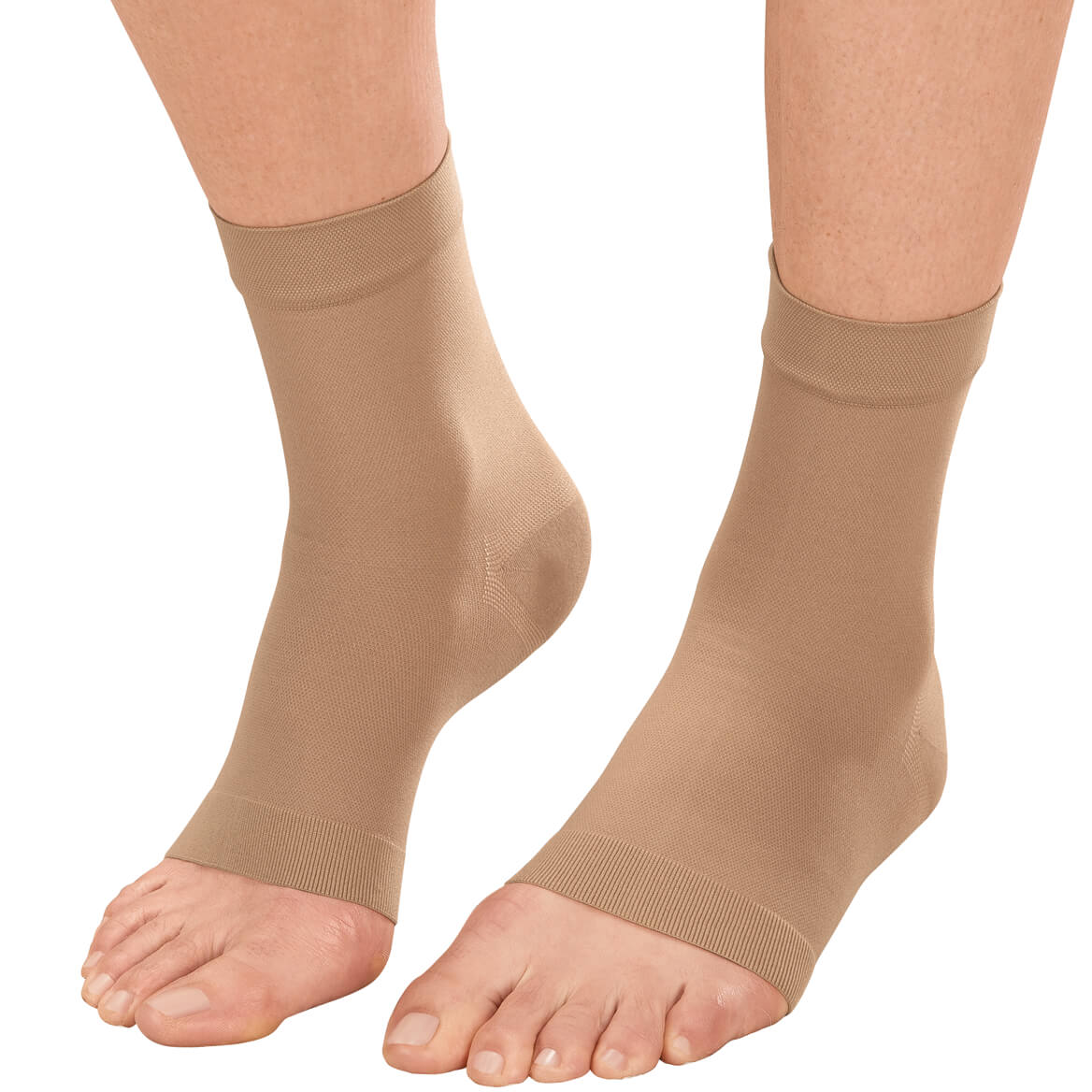 Ankle Compression Sleeve, 1 Pair-351450