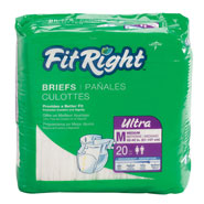 New - FitRight Briefs - Case