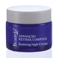 Anti-Aging - Beautyful™ Advanced Retinol Complex Restoring Night Cream