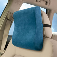 Cushions & Chair Pads - Memory Foam Travel Pillow