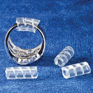 Beauty - Spiral Ring Sizers - Set of 4