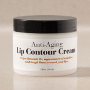 Anti-Aging - Anti-Aging Lip Contour Cream, 2 Oz. Jar