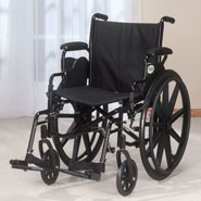 Wheelchairs & Accessories - Manual Wheelchair