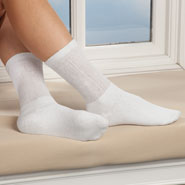 New - Healthy Steps™ 3 Pack Diabetic Socks