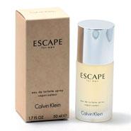 New - Escape for Men by Calvin Klein - EDT Spray