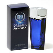 New - Cadillac Extreme for Men - EDT Spray