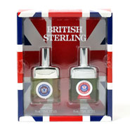 New - British Sterling Spray/After Shave