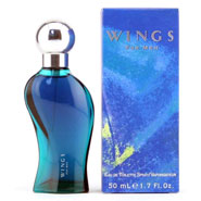 New - Wings for Men by Giorgio - EDT Spray