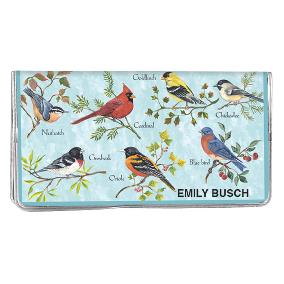 Songbirds Personalized 2 Yr Planner-352341
