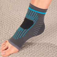 Braces & Supports - Premium Ankle Support