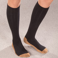 New - Copper Compression Socks