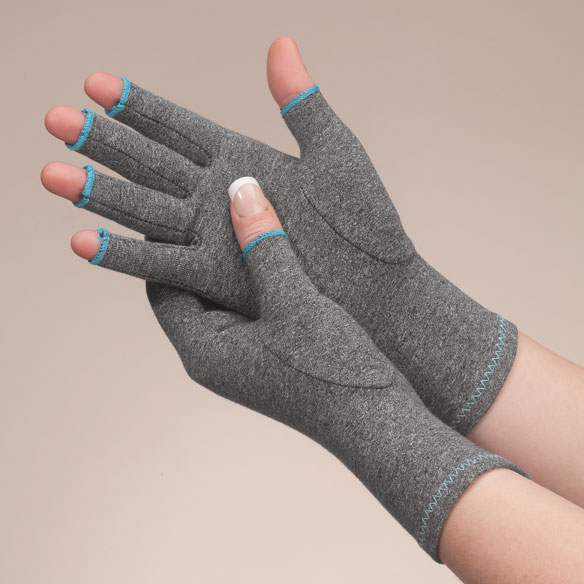 colored compression gloves for arthritis  1 pair