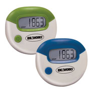 Exercise & Fitness - Digital Pedometers, Set of 2