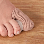 New - Healthy Steps™ Gel Toe Protector, Set of 2