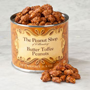 Sugar-Free Sweets - Butter Toffee Peanuts