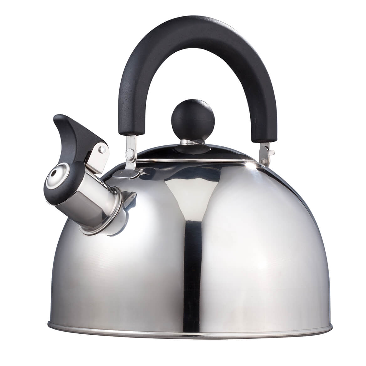Stainless Steel Whistling Tea Kettle by Home-Style Kitchen™-353542