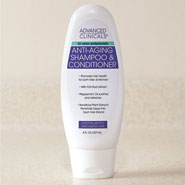 Grooming & Hair Removal - Advanced Clinicals® Anti-Aging Shampoo & Conditioner