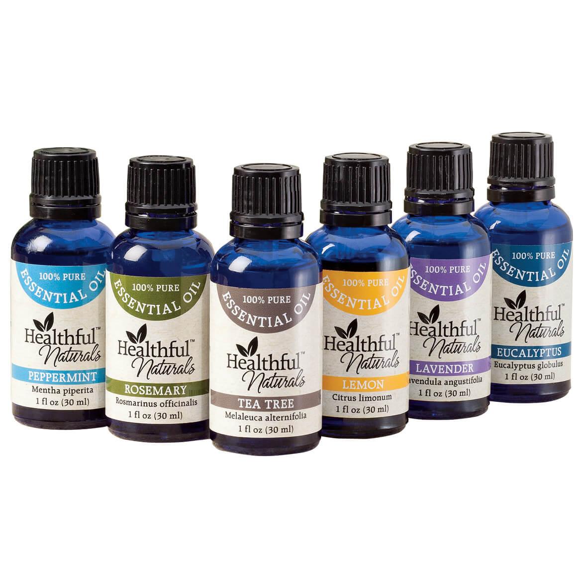Healthful™ Naturals Starter Essential Oil Kit-354044