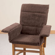 Cushions & Chair Pads - Sherpa Comfy Cushion by OakRidge Comforts™