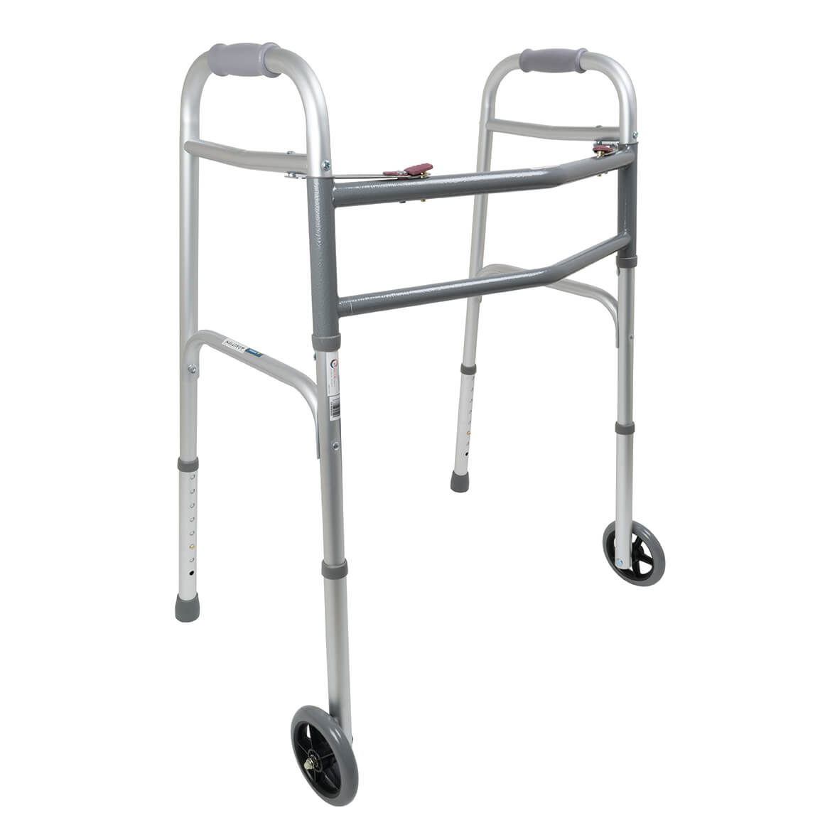 Heavy Duty Walker with Wheels-357851